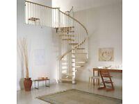 Fontanot Arke Klan Spiral / Winder Staircase DIY Kit