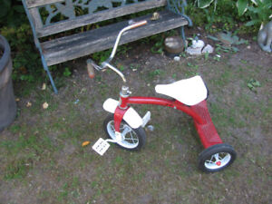 Vintage Tricycle By Roadmaster Made in USA..