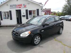 2008 Hyundai Accent Hatchback Clean car New MVI $3995 Automatic