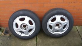 "***Vauxhall Corsa B Sxi 5 Spoke 14"" Alloys Forsale***"