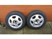 "***Vauxhall Corsa B Sxi 5 Spoke 14"" Alloys Forsale***"