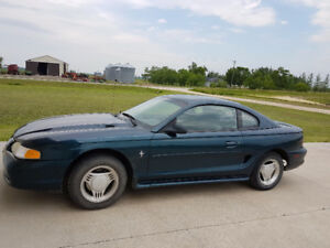 SAFETIED 1995 Ford Mustang Coupe (2 door)