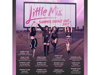 2 x Little Mix Tickets