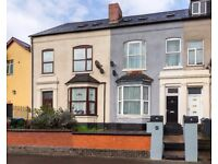 Extra Large property split into 3 Apartments for sale.
