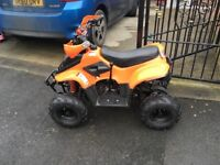 Thundercat 110 quad excellent condition unused xmas present really fast quad ideal for starting off