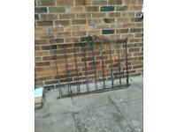 Iron gates two sets