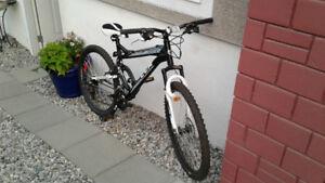 CCM Static DS.XC Dual Suspension Mountain Bike