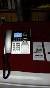 VTECH MODEL CM18245 4 LINE SMALL BUSINESS PHONE - HOME OR WORK