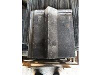 Quantity of Redland delta concrete roof tiles