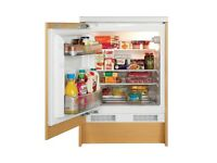 Lamona built under integrated larder refrigerator. HJA6312. 1 year old, excellent condition.
