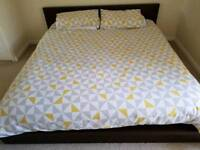 Superking Size Bed and Mattress