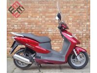 Honda dylan 125cc, Good condition, Low millage!