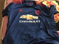 Manchester Away Shirt