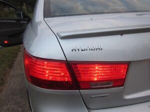 2009 Hyundai Sonata Sport Sedan OBO