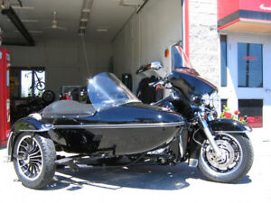 2006 Harley-Davidson Electra Glide and Harley Sidecar Package!