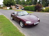 Limited Edition MX-5 Icon