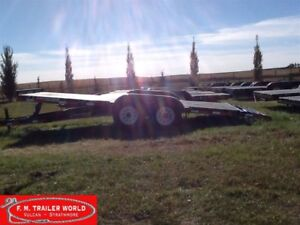 2017 Rainbow 20' Excursion Tilt Deck 2-7000# Axles 8720M