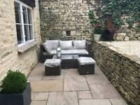 Bramblecrest Rattan garden furniture