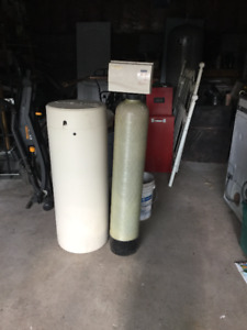 Reduced Price - Culligan water softener
