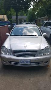 Mercedes C230, 2005