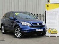 Honda CR-V 2.2 I-DTEC ES 4X4 (blue) 2012