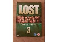 Lost Series 3 DVD Box Set