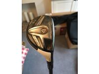 Taylormade Rescue 3 18 degrees