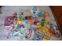 Accessories for a baby