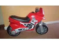 Motorbike - Ride - on kids cross ( 4 - 7 years old kids )