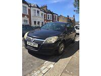 Vauxhall Astra life 5 door 2005 1.8l