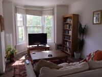 Double room in bright, friendly flat share