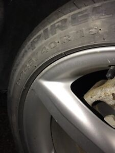 Looking to buy used P245/40-R18 all season tires