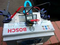 Bosch Silverplus HSB010 750A 74Ah battery