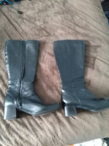 Boots - Leather