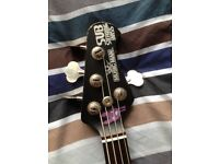 Musicman Sub Sterling (USA-'06) Bass with EMG jazz p/u fitted