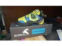 Climbing shoe's boreal satori