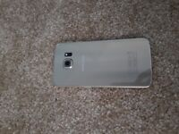 Excellent condition Samsung Galaxy s6 Edge 128gb platinum Gold *unlocked*