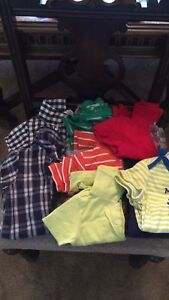 18 month boys summer clothes