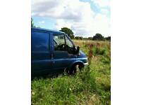 Ford transit mk6 parts