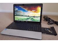 UNUSED Laptop - Acer 15 inch - Intel Proces - 8GB Ram - 640 Hard Drive - £150 - In stores £399