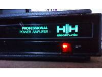 HH 100w slave/power amp