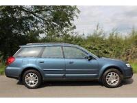 2005 Subaru Outback 2.5 S 5dr