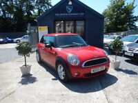 MINI First 1.4I 16V FIRST (red) 2009