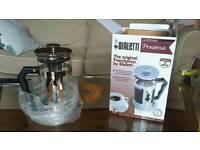 new Bialetti Preziosa coffee press / Frenchpress