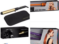 HAIR TOOLS BUNDLE (3 for 2) 2 x Wands, 1 x Straighteners
