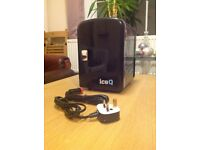 Brand New IceQ 4 Litre Small Mini Fridge Cooler - Black (unwanted gift)