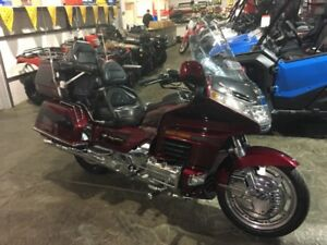 2000 Honda Goldwing