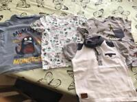 2-3 year old boys tops