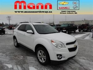2012 Chevrolet Equinox 1LT - Pst paid, AWD, Heated seats, Remote
