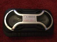 Kenwood amplifier sub woofer car custom etc remote